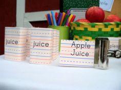 BTS Breakfast Bar - Juice Box Wraps