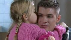 Leah and Ste awwww ❤❤ Ste Hay, Hollyoaks, Soaps, All Things, It Cast, My Love, People, Baby, Hand Soaps