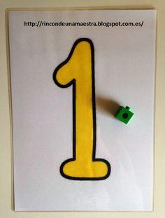 Un material ABN imprescindible desde 3 años son los policubos. En las jornadas de Infantil, Teresa Simonet nos mostró varios vídeos en los q... Numicon, Videos, Blog, Math Games, Poster, Activities, Pansy Flower
