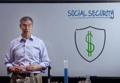 Watch a Teacher, Scientist, and Congressman 'Fix' Social Security in 1 Minute
