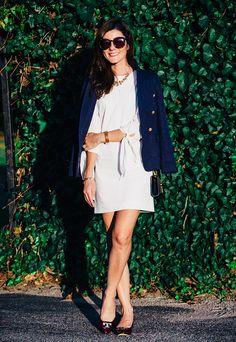 Ivy Style | Classy Girls Wear Pearls | Bloglovin'