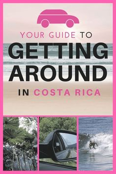 Renting a car in Costa Rica. Discover tips for renting a car in Costa Rica. asoutherntraveler.com   RePinned by : www.powercouplelife.com