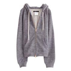 Wool zip hoodie ($105) ❤ liked on Polyvore featuring tops, hoodies, jackets, outerwear, sweaters, wool hoodie, wool hoodies, hooded sweatshirt, zip hoodies and zip top