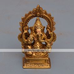 Buy wide range of brass idols and statues of Hindu gods, ideal for your puja room also finds metal figurines for decorating your home at Tarangarts.com. Metal Figurines, Puja Room, Brass Statues, Tanjore Painting, Painting Gallery, Decorating Your Home, Bookends, Sculptures, Idol