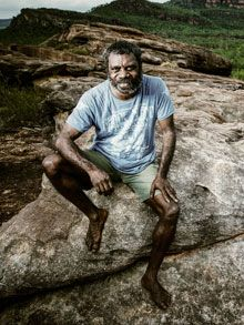 Jeff Lee is a Ranger in Kakadu and is also the traditional owner of Koongarra; 1,200 hectares of wilderness. He has spent most of his adult life fighting to have his land protected from uranium mining. He has taken his battle to the world heritage committee in Paris and turned down a large fortune for a clean river and healthy land. Jeff has recently won his battle and his land will now be incorporated into the national park where it will be protected forever.  www.kakadu.com.au
