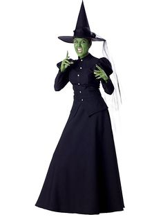 Family Themed Halloween Costume Idea #5 - the Wizard of Oz | Simply Spooktacular