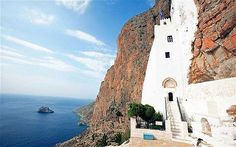 #ridecolorfully  Ride colorfully in Amorgos, the most easterly island of the Cyclades.