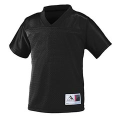 8708206d1da2 Augusta Sportswear Toddler Stadium Replica Jersey 23T Black   Continue to  the product at the image