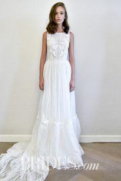 Flora Bridal & Wedding Dress Collection Spring 2018 | Brides