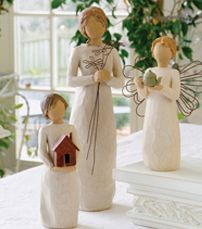Assorted Angel's Willow Tree