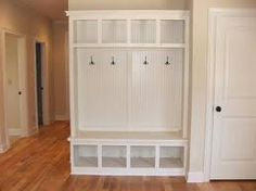Foyer Storage Mudroom Bench with Storage Beautiful Foyer Stor on Entryway Storage Bench Plans Free Quick Woodworking Projects Furniture, Home Organization, Mudroom Furniture, Home, Mud Room Storage, Storage, Storage Bench, Home Decor, Room