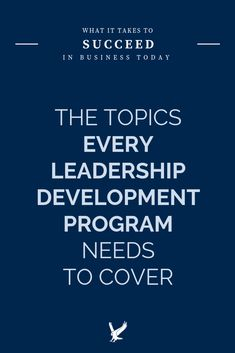 These are the topics every leadership development program needs to cover to equip leaders with the soft skills they need to succeed and produce real business results. Leadership Activities, Leadership Programs, Leadership Coaching, Leadership Quotes, Teamwork Quotes, Life Coaching, Leadership Qualities, Organization Development, Management Development