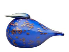 Oiva Toikka, Suomi Kuulas, anniversary bird years of Independence) Sculpture Art, Sculptures, Yves Klein Blue, Year Of Independence, Great Names, Glass Birds, Painted Paper, Finland, Glass Art