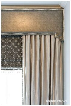Excellent use of layering for a dramatic window!