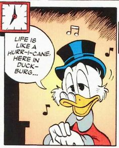 I'm kind of angry that this wasn't included in a DuckTales episode because I'd like to hear it...