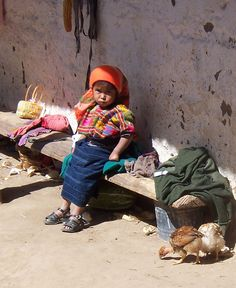 Young-Mam-Girl - Guatamala           ..mayantrip.com