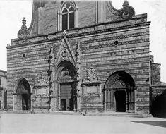 Il prospetto principale del Duomo a fine '800 Messina, Tower Bridge, Travel, Viajes, Trips, Tourism, Traveling