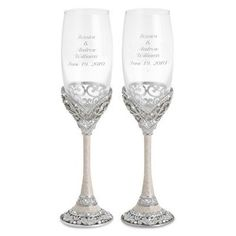 Personalized Park Avenue Champagne Toasting Flutes Gift by Things Remembered, http://www.amazon.com/gp/product/B006JLBMQK/ref=cm_sw_r_pi_alp_6KtVpb0WQHK5F