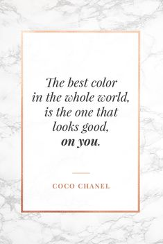 47 of the Best Coco Chanel Quotes About Fashion, Life & Luxury! fashion quotes 47 of the Best Coco Chanel Quotes About Fashion, Life & Luxury! Chanel Frases, Coco Chanel Quotes, Gucci Quotes, Positive Quotes, Motivational Quotes, Inspirational Quotes, Woman Quotes, Life Quotes, Quotes Quotes