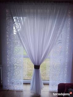 Luxury Curtains, Elegant Curtains, Colorful Curtains, Curtain Styles, Curtain Designs, Living Room Decor Curtains, Contemporary Curtains, Window Treatments, Sweet Home
