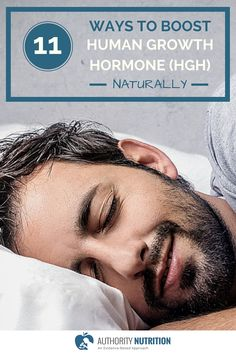 This is a detailed article about human growth hormone (HGH). It includes 11 evidence-based ways to naturally increase your HGH levels: https://authoritynutrition.com/11-ways-to-increase-hgh/
