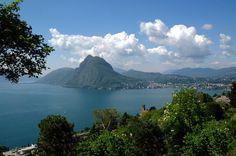 Lugano - paradise on earth