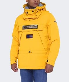 8397d87bb Make a statement in this designer coat. Skidoo deliver another speciality  with this pullover jacket