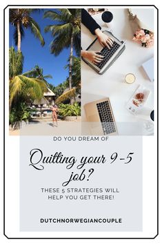 Do You Dream Of Quitting Your Job?