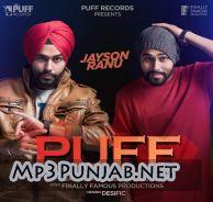 download Jayson Ranu  Puff mp3 Single Tracks song