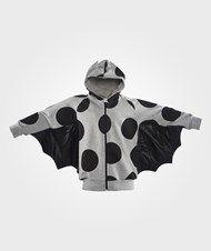 BANG BANG Copenhagen Superfly Sweatshirt Grey w. Dots Oiidesign.se