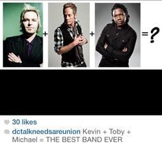 = perfection--- especially when it involves the ever gorgeous MICHAEL TAIT
