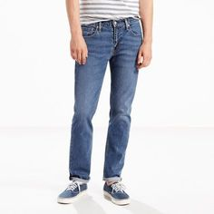 Levi's LevisMade in the USA 511 Slim Fit Jeans - Men's 34x36