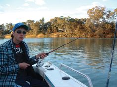 Australia People Fishing - See more Camping and Fishing equipment at http://www.thecampingzone.com