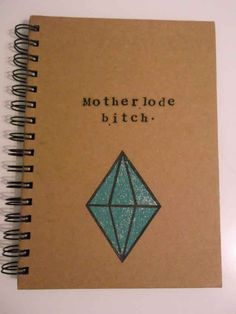 The Sims fans will definitely get the joke behind this notebook ($6.22).