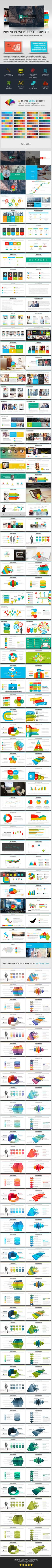 Invent Business Power Point Presentation Design Tempalte #slides Download: http://graphicriver.net/item/invent-business-power-point-presentation/12933263?ref=ksioks