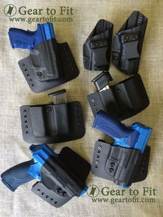 Another fun day in the shop building great Gear to Fit your gear! Springfield Pistols, Inside The Waistband Holster, Concealed Carry Holsters, Shop Buildings, Kydex Holster, Guns, Fitness, Shopping, Weapons Guns