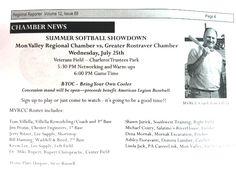 Summer Softball Showdown 2012