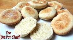 My Home Made English Muffins are perfect for weekend baking. Try them over the Easter break! Watch the recipe video here: http://youtu.be/p5YxaNcbEtA