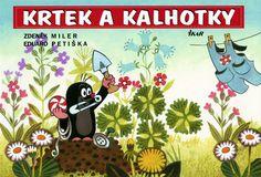 Kniha Krtek a kalhotky | knizniklub.cz