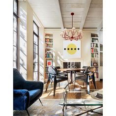 How we like to start the week: in a cozy breakfast nook, early, with plenty of sunshine and ☕ Study Corner, Kitchen Dinning Room, Rear Window, Breakfast Nook, Contemporary, Modern, Home Office, Townhouse, Gallery Wall