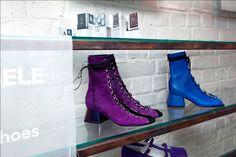 Elina Dobele brand, Latvia #interdema #popupstore #temporarystore #event #fashion #design #Kiev #мероприятие #мода #дизайн