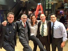 Law & Order: Special Victims Unit  Back in Production for Season 15 and it feels so good!