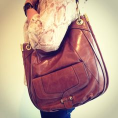 OrYany Camilla leather hobo.