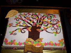 Another Family Tree Cake idea.