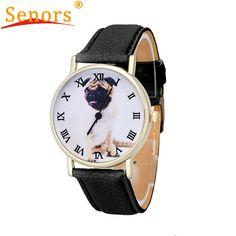 $1.56 (Buy here: https://alitems.com/g/1e8d114494ebda23ff8b16525dc3e8/?i=5&ulp=https%3A%2F%2Fwww.aliexpress.com%2Fitem%2FNewly-Design-Dog-Pug-Watch-Women-Girl-PU-Leather-Quartz-Wrist-Watches-Sep7%2F32462373037.html ) Newly Design Dog Pug Watch Women Girl PU Leather Quartz Wrist Watches Sep7 Drop Shipping for just $1.56