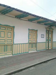 Salento's houses