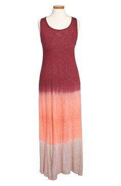 Young, Fabulous & Broke 'Blaire' Ombre Maxi Dress