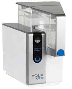 Get Your AquaTru™ Water Purifier Now, and Start Drinking Bottled Water Quality Water at a Fraction of the Price