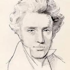 Søren Kierkegaard - father of theistic existentialism Existential Therapy, Famous Philosophers, Sailing Day, Soren Kierkegaard, Famous Speeches, Tomorrow Is Another Day, Graphic Design Software, Guy Drawing, Cool Sketches