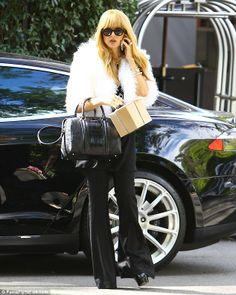 Rachel Zoe + jacket...do we need to say anymore...